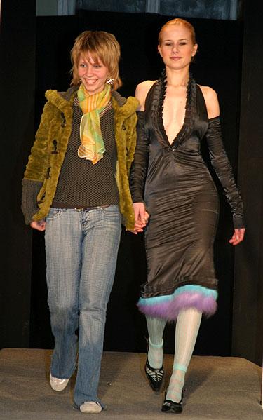 "Inga Solominaitė. ""Silk-Stocking"""