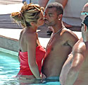 Ashley Cole'as su drauge  Cheryl Tweedy
