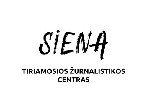"""Tiriamosios žurnalistikos centras """"Siena"""""""