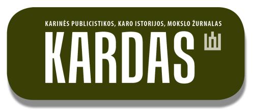 """Žurnalas """"Kardas"""""""