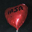 Rasa su balionu