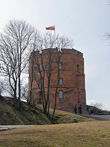 Vilnius, Gedimino pilis