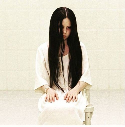 """Daveigh Chase filme """"The Ring"""""""