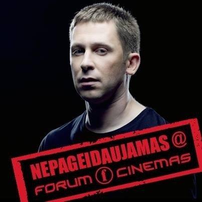 """""""Forum Cinemas"""" išplatinta Egidijaus Dragūno nuotrauka"""