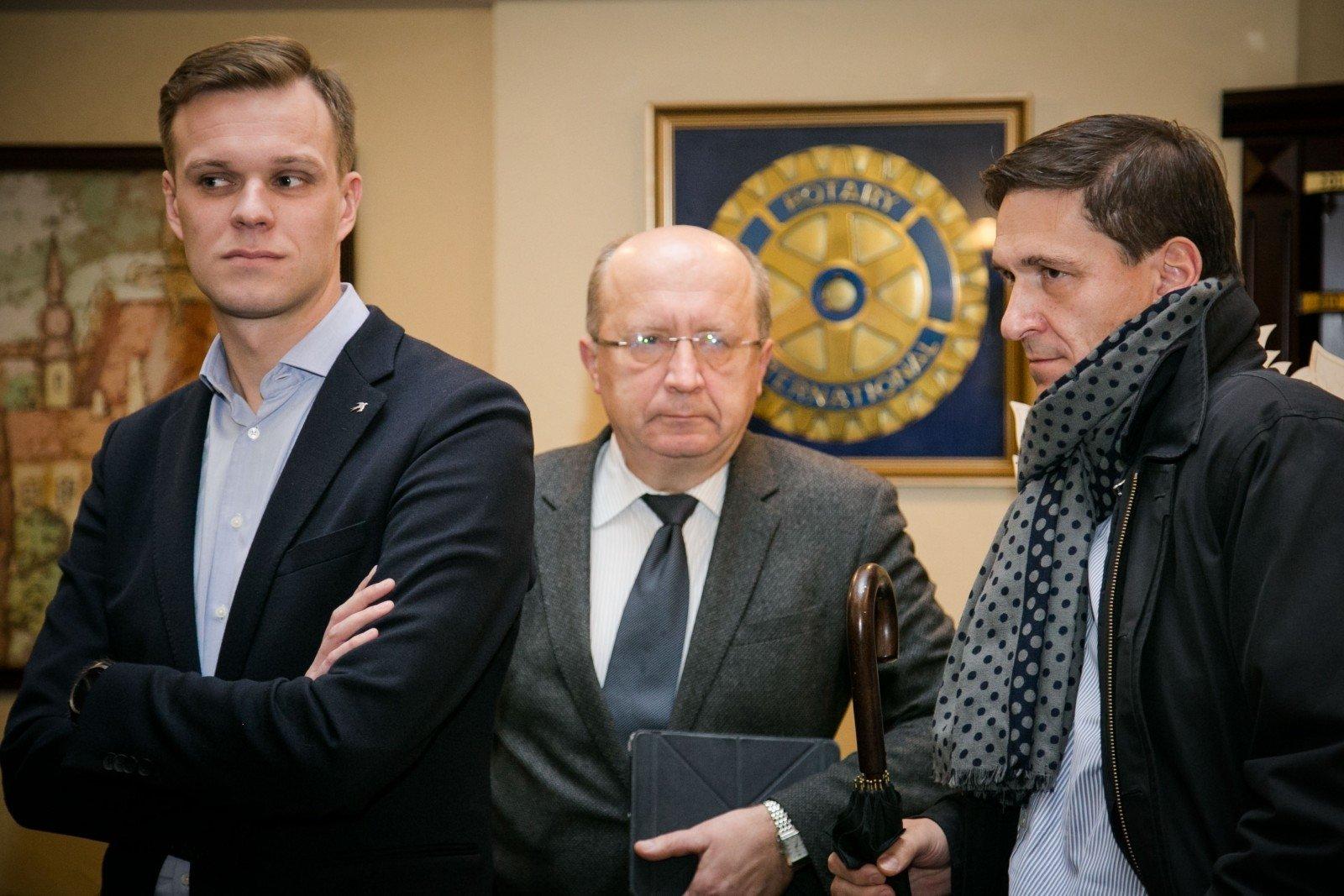 Председателем парламента Литвы стал уполномоченный «Союза крестьян изелёных»