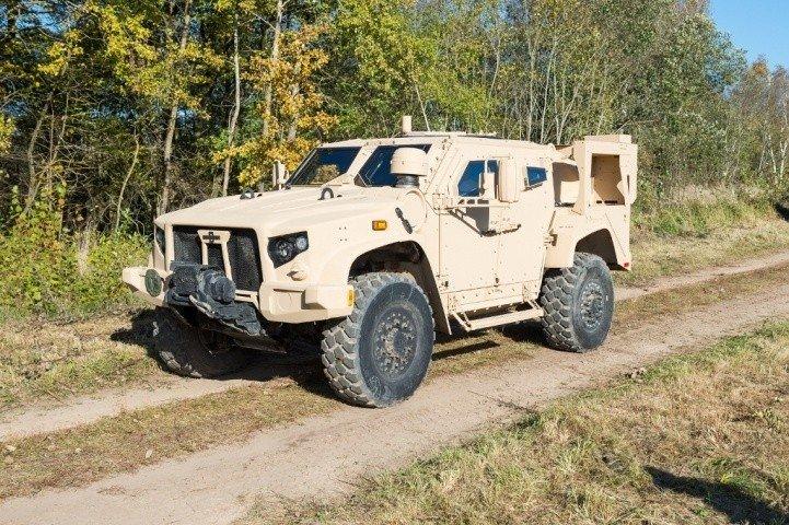 Литва желает приобрести уСША 200 броневиков