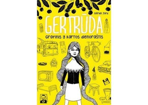 Gerdos Jord knygos viršelis