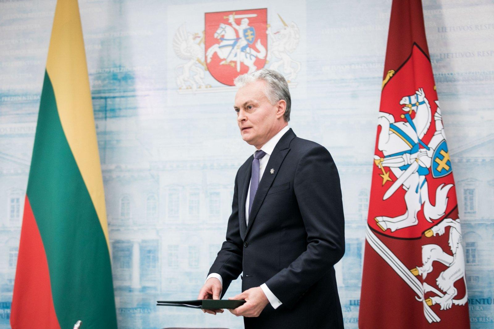 Литва обменялась сРоссией осуждёнными зашпионаж гражданами