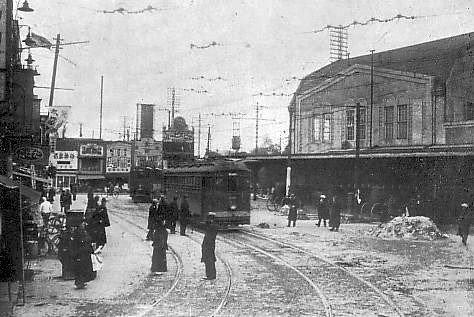 Šibujos traukinių stotis Tokijo centre (1912–1945)