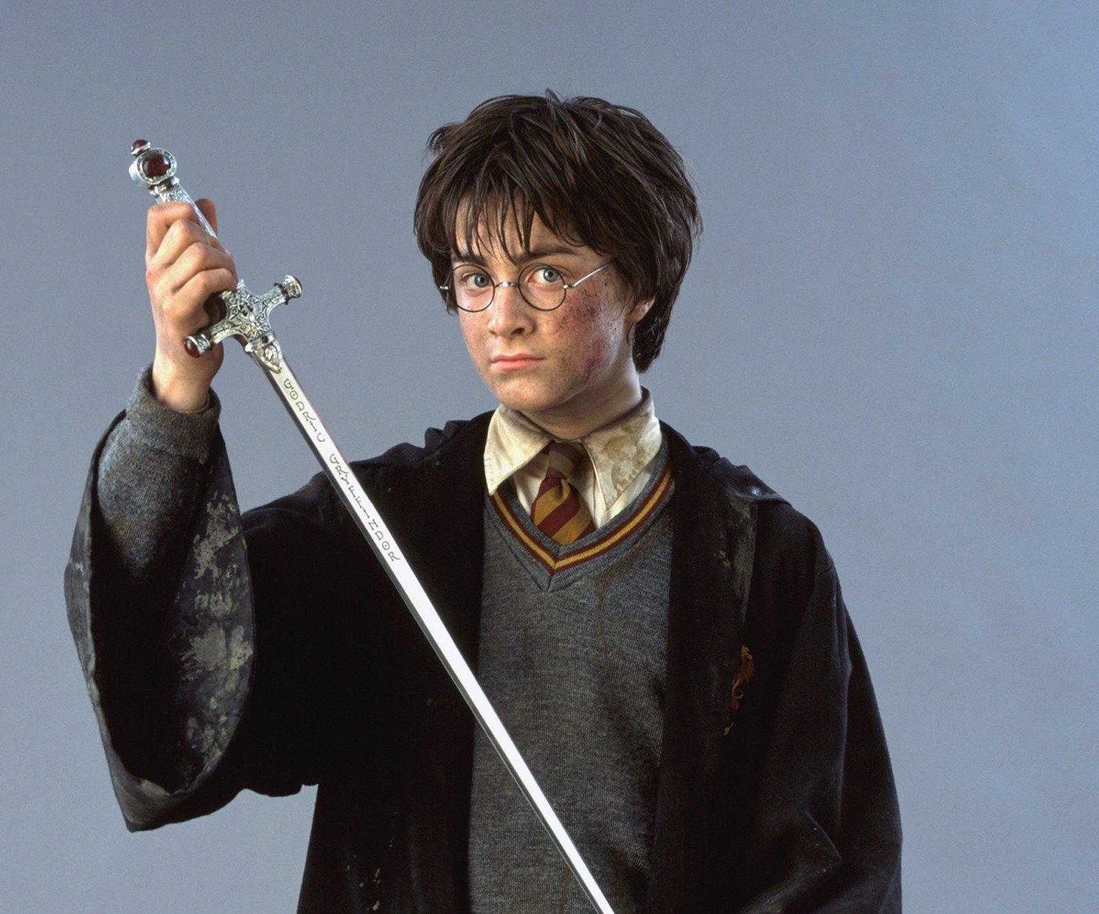 Первой книжке оГарри Поттере