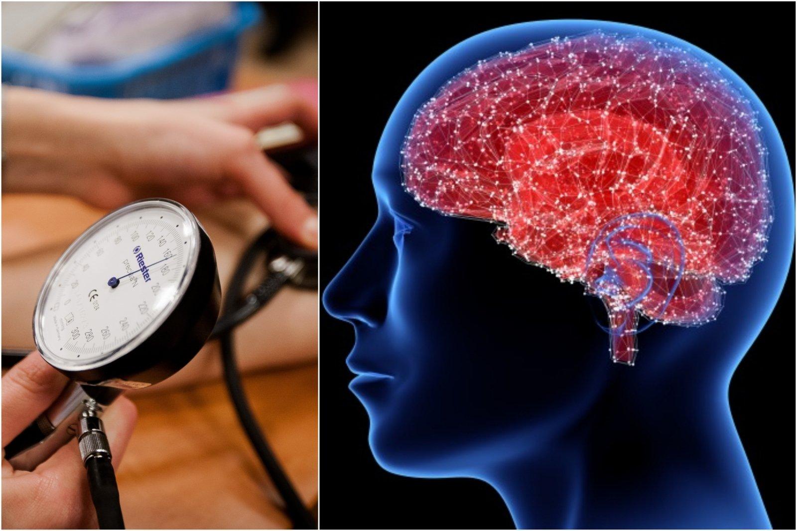 kaip sužinoti, ar hipertenzija)