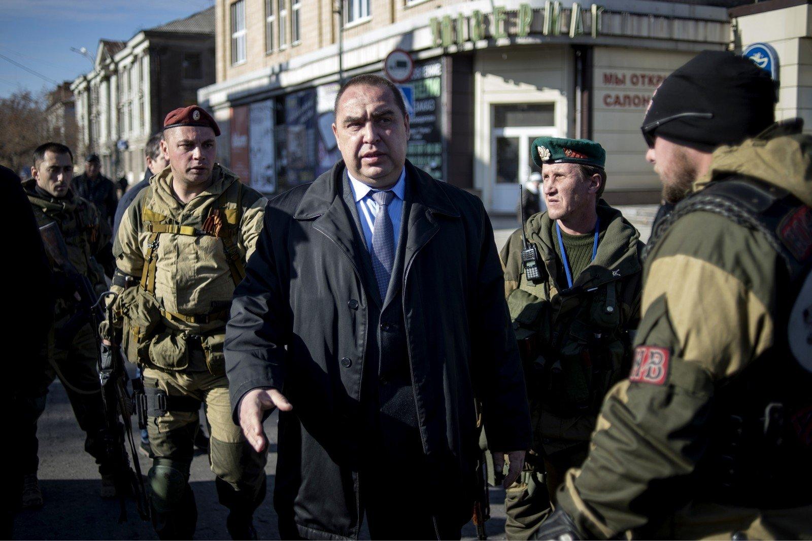 Руководитель ЛНР объявил опредотвращении госпереворота