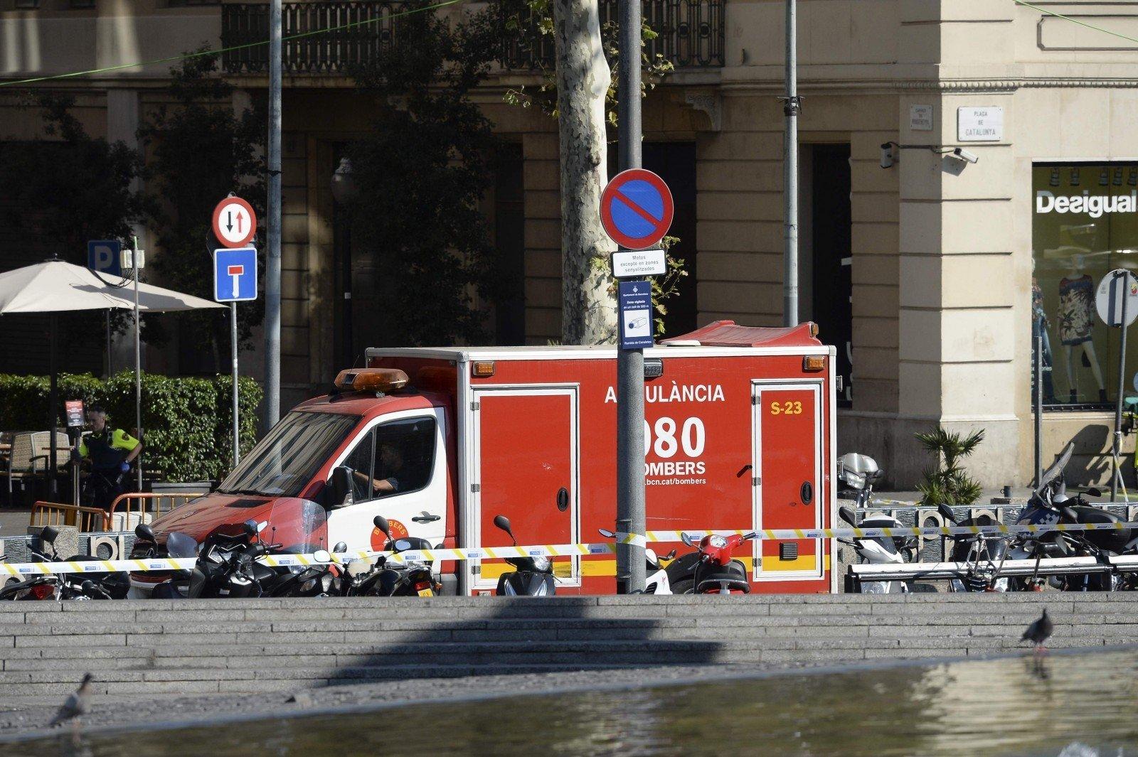 Милиция Каталонии задержала одного изтеррористов вКамбрильсе