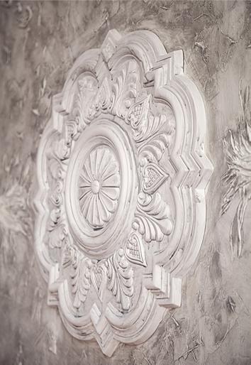 Interjero ABC. Sienų puošyba (www.interio.lt nuotr.)