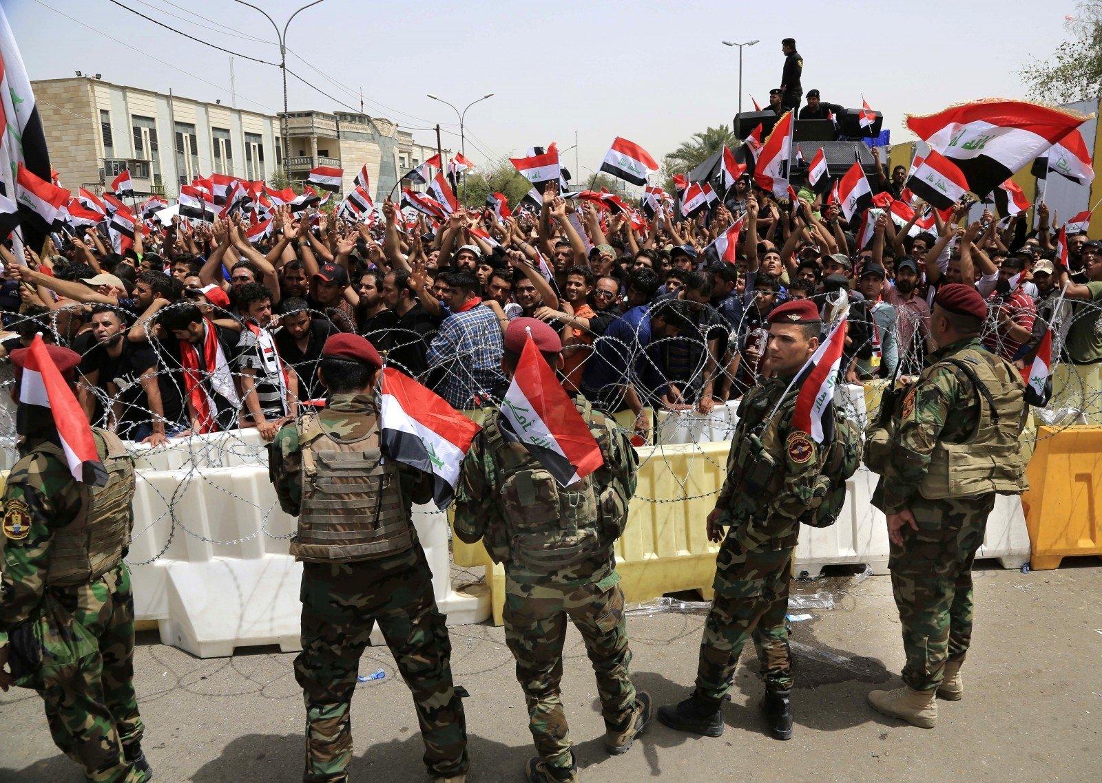 Погибли 14 человек— Теракт вБагдаде