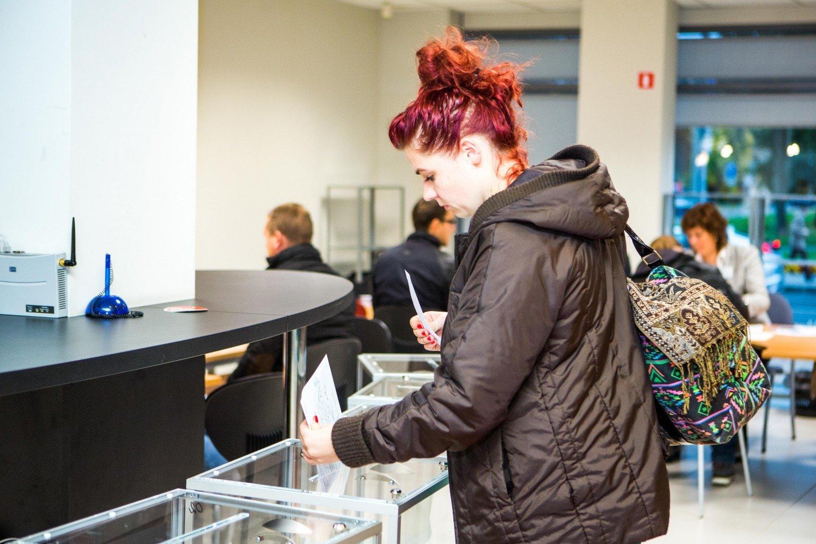 Предварительное голосование напарламентских выборах началось вЛитве