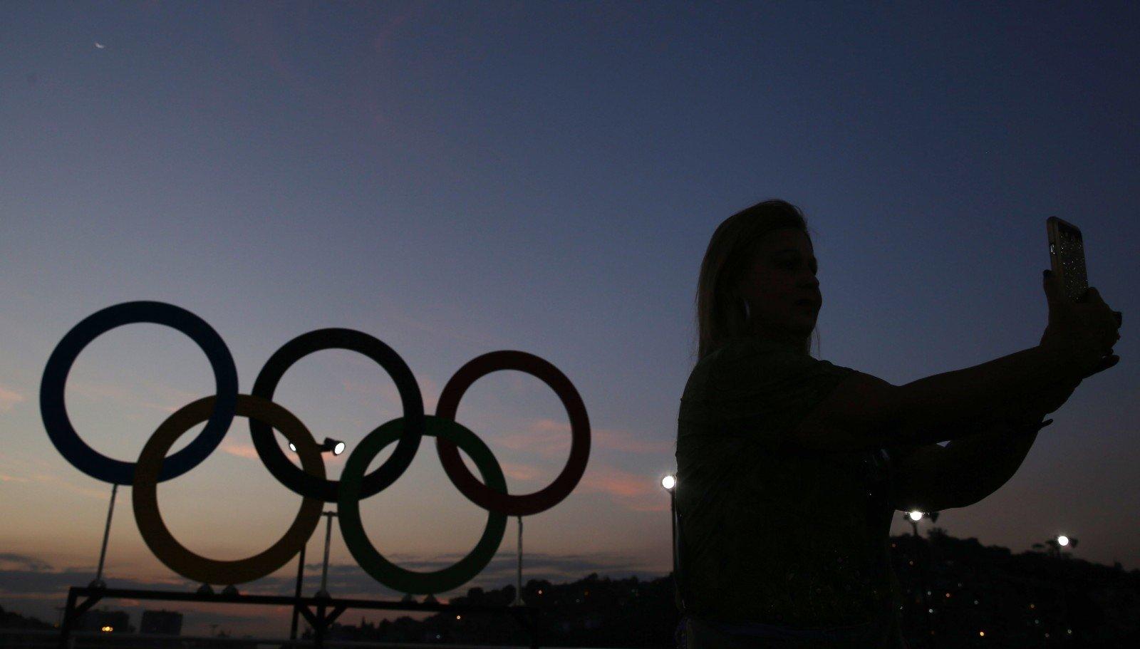 Паралимпийская сборная РФ отстранена отИгр вРио— Политические игры