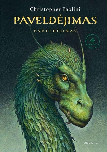 """""""Eragono"""" autorius Christopheris Paolini: niekada nesu skridęs ant drakono. Apmaudu"""