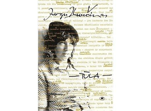 J. Kunčino knygos viršelis