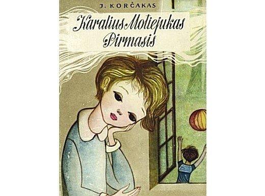 Janušo Korčako knygos viršelis