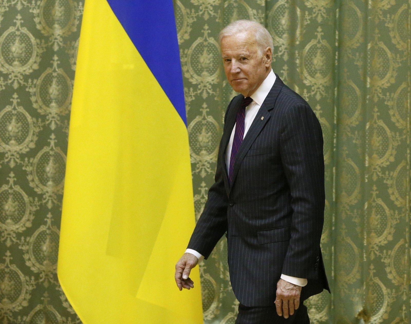 Байден вУкраинском государстве призвал мировое сообщество противоборствовать агрессии Российской Федерации