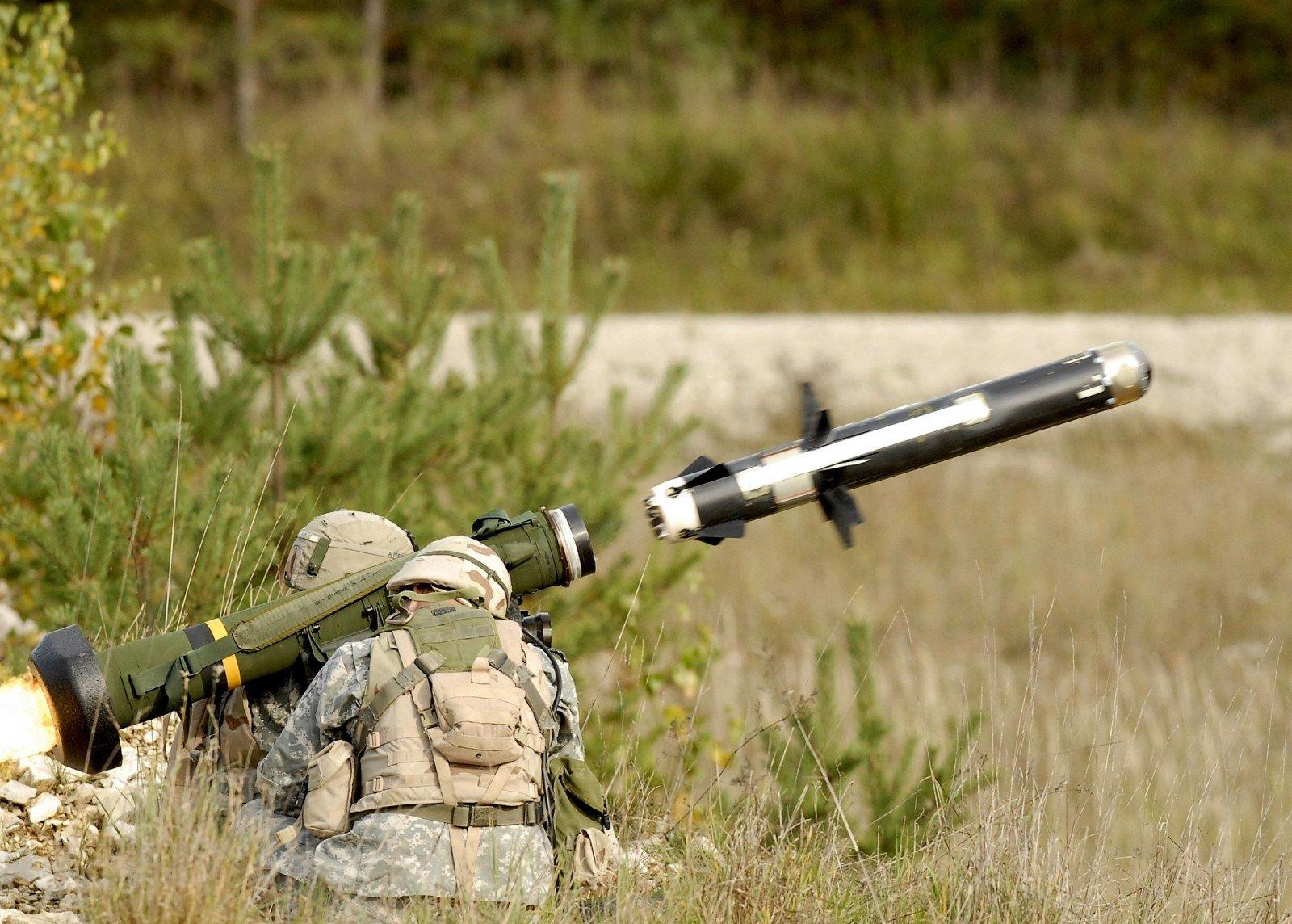 ВГосдепе США одобрили реализацию Javelin Украине на47 млн. долларов