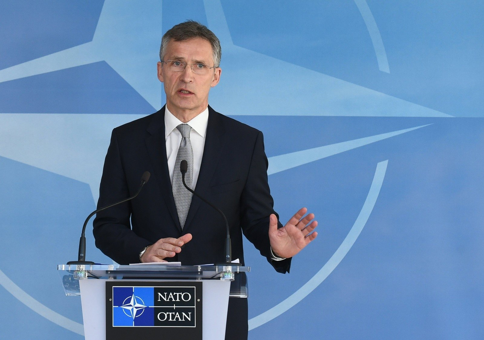 Генеральный секретарь НАТО: РФнесет ответственность за исполненье минских договоров