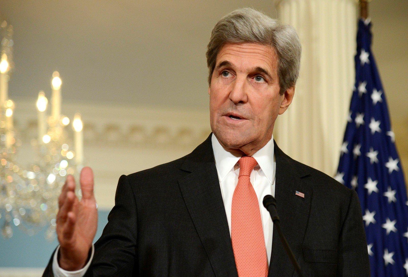 Керри: США незаинтересованы впротивостоянии сРоссией вкиберпространстве