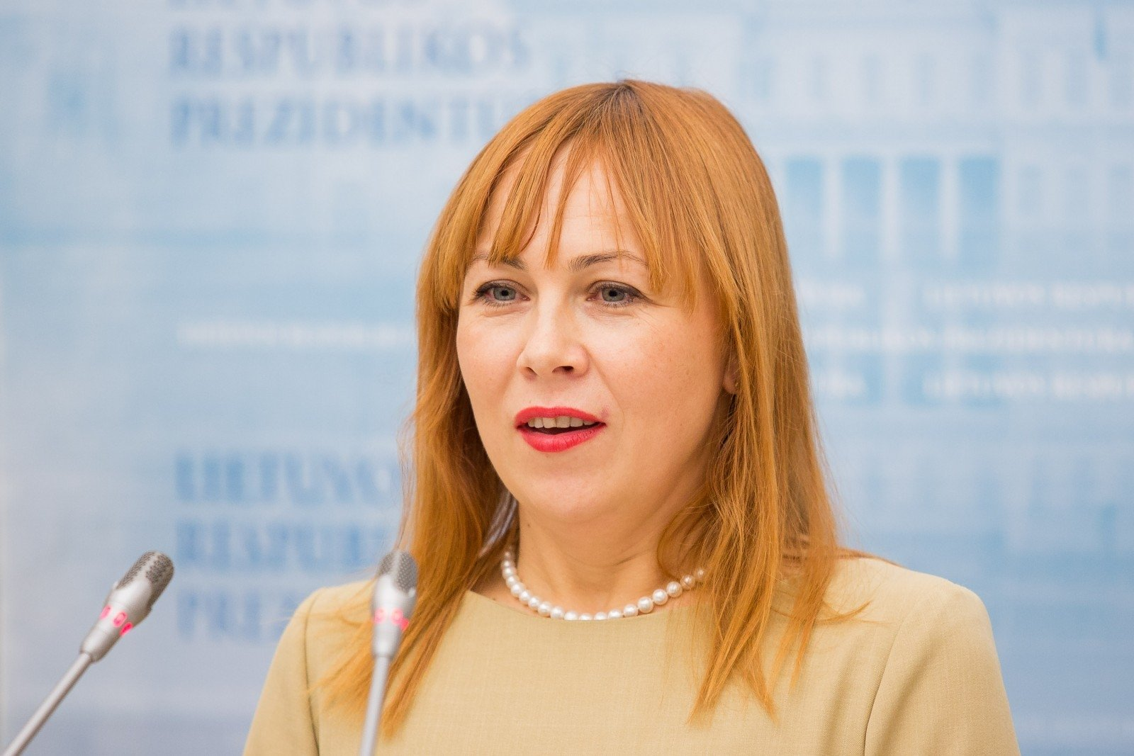 Nauja švietimo ministrė