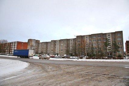 Gyventojai išsigando būsimos betono gamyklos