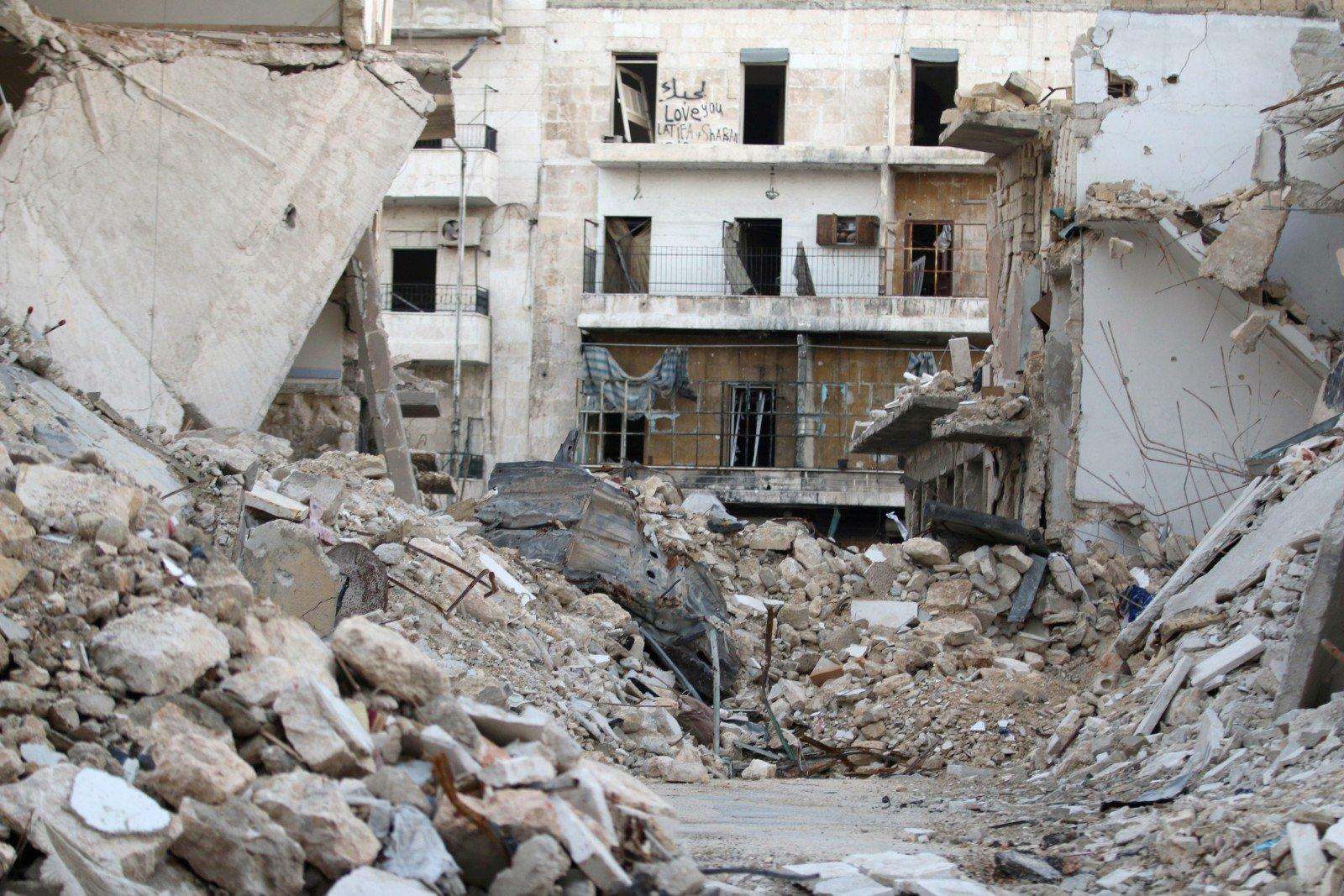 Политика Российской Федерации вСирии основывается наморали имеждународном праве— Башар Асад