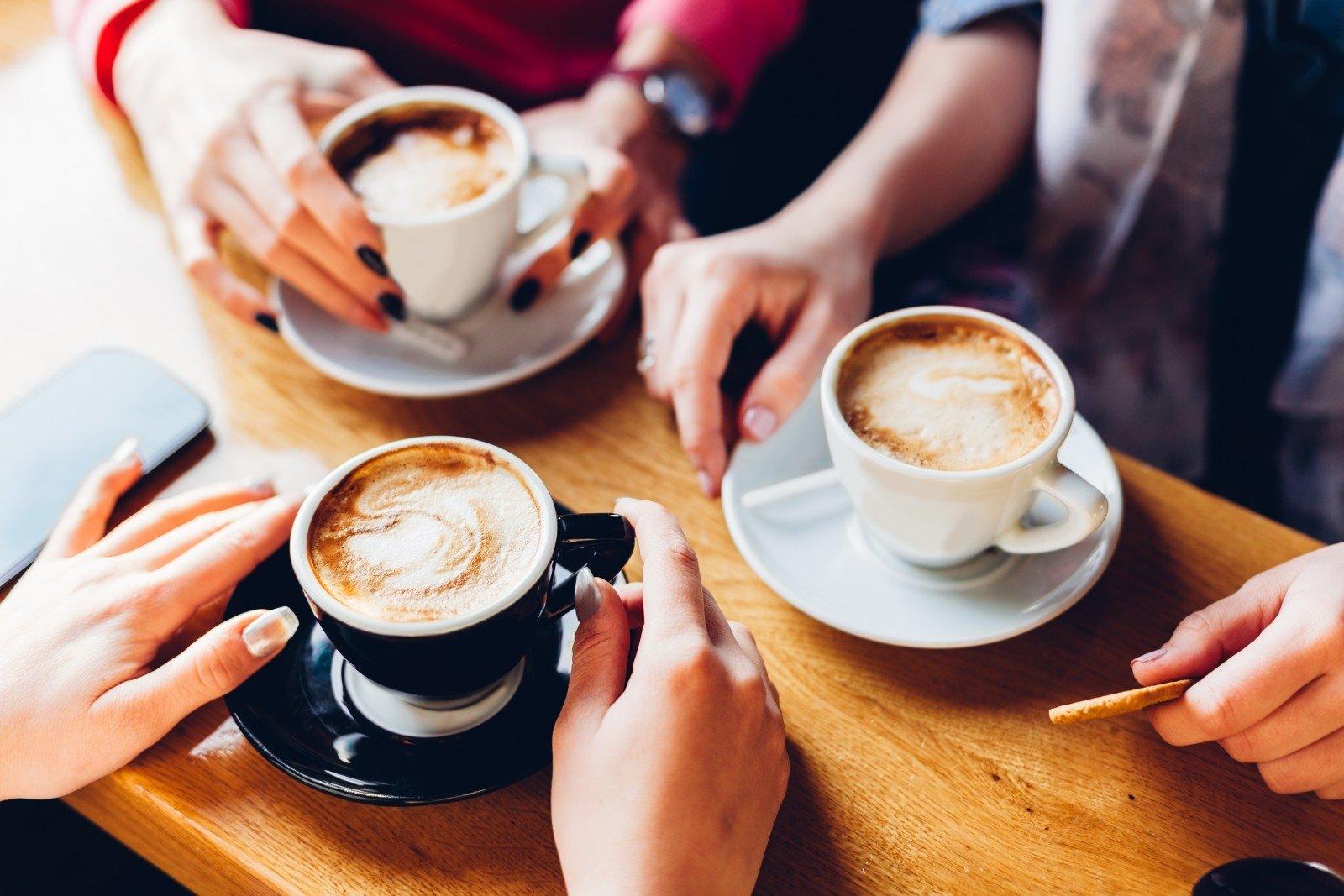 ar kava priverčia numesti riebalų? ar galima numesti svorio su barre