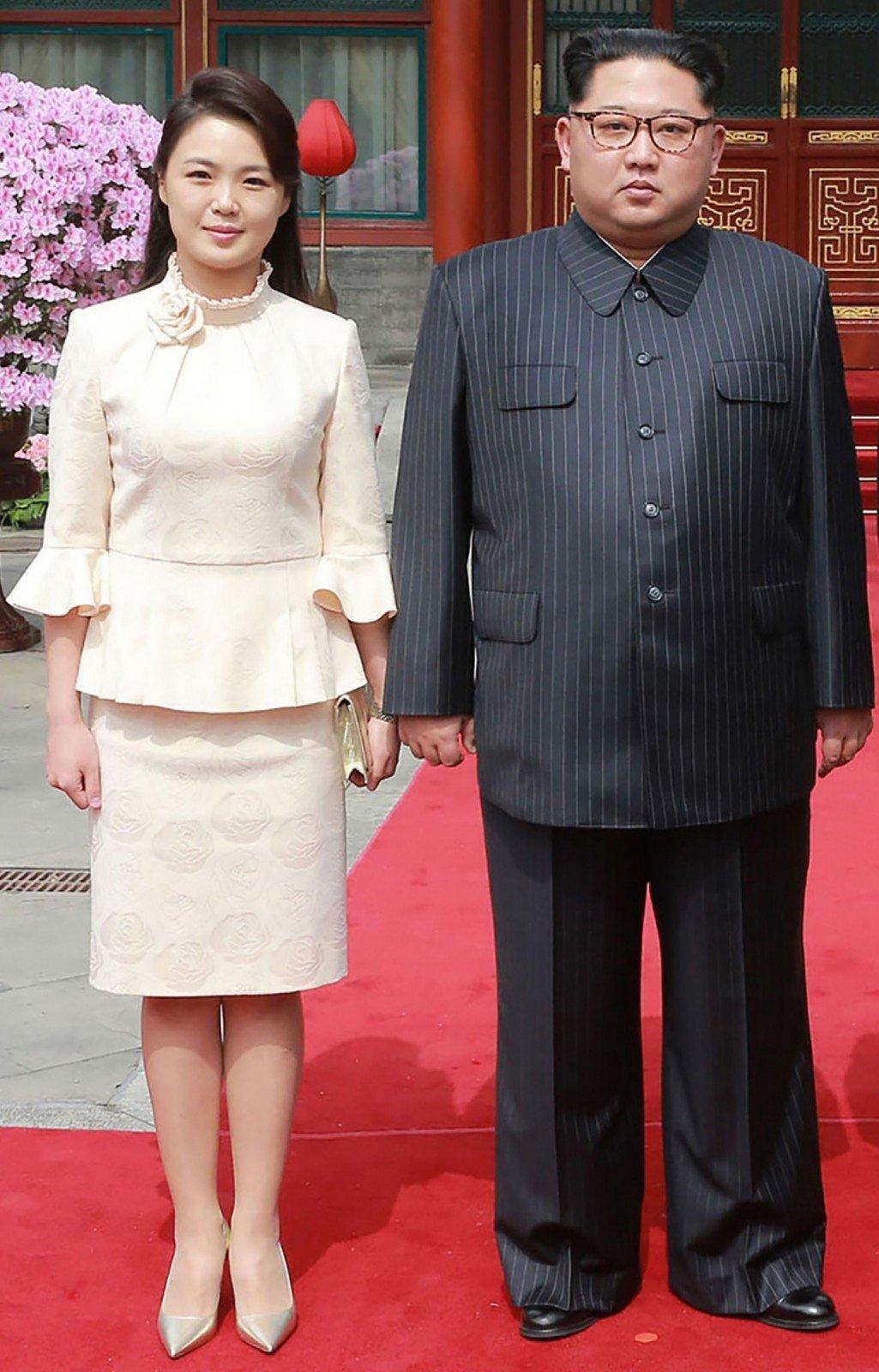 татарского днем супруга ким чен ына фото того