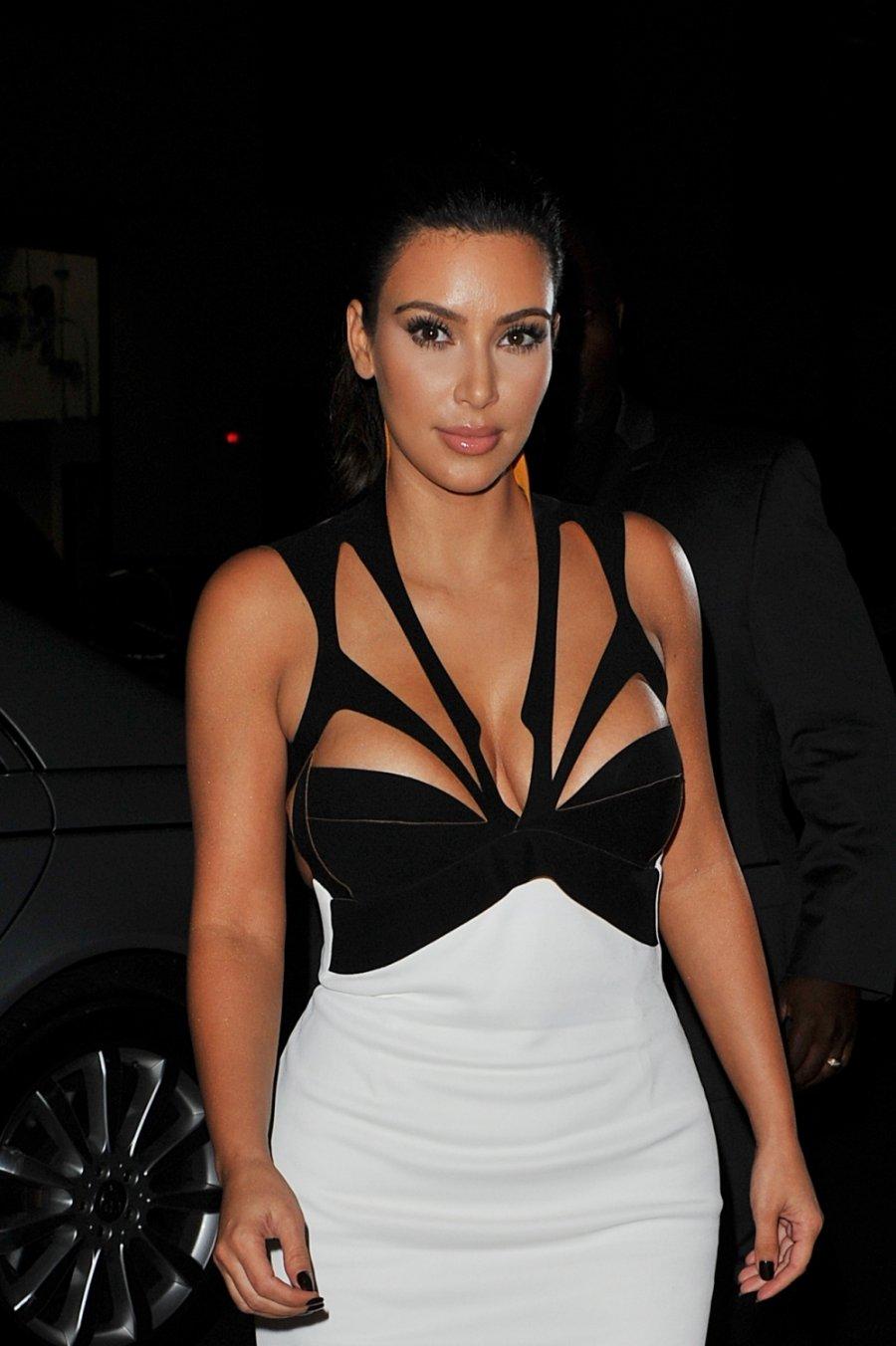 Ким Кардашьян оголилась на вечеринке в Лос-Анджелесе: обнаженные фото звезды взорвали сеть рекомендации