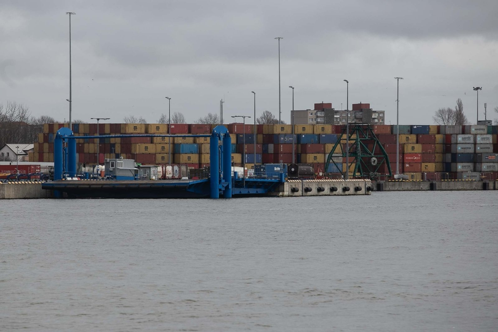 Грузооборот порта Хельсинки в I квартале 2020 года упал на 6,4%