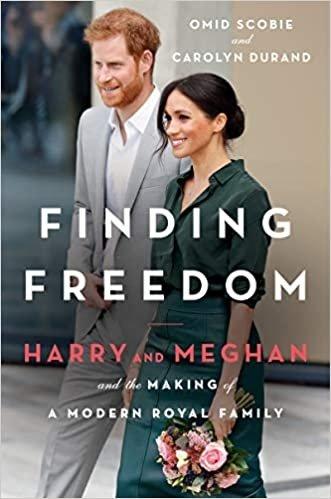 Knygos apie princą Harry ir Meghan Markle viršelis /Foto: Amazon.com