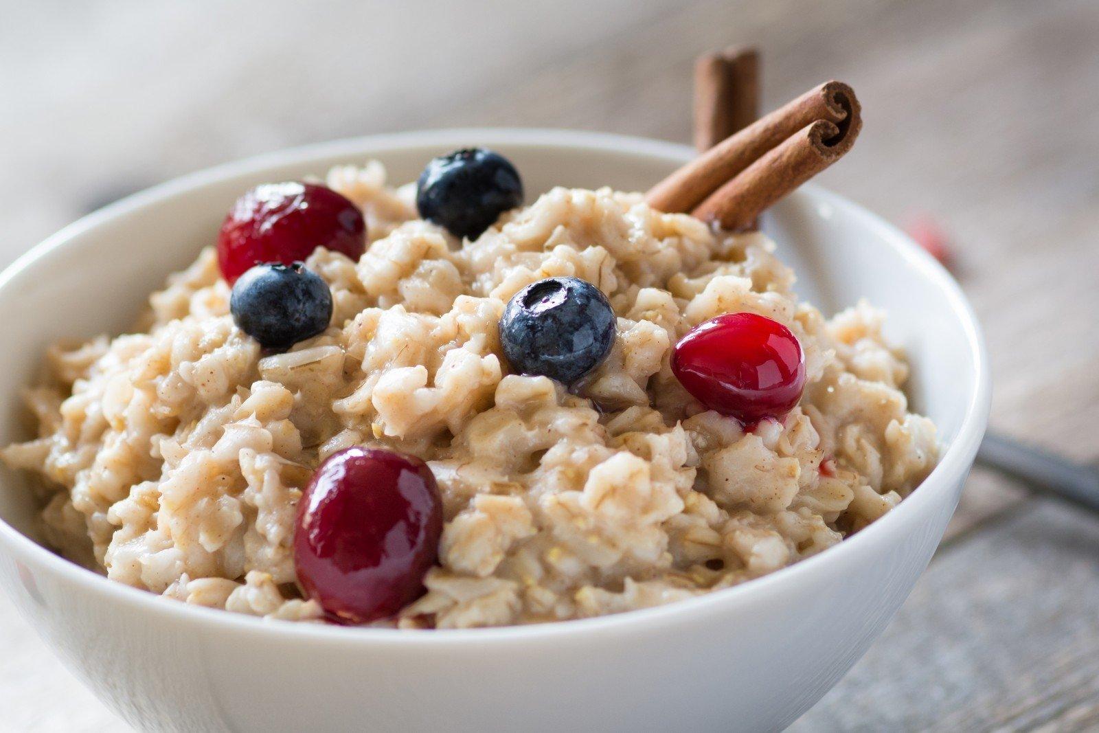 geriausia pusryčių košė širdies sveikatai