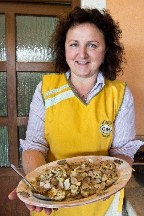 Radmila iškepė karališką kiaušinienę