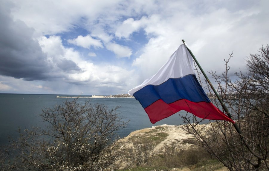 Могерини отимениЕС сообщила онепризнании Крыма русской территорией