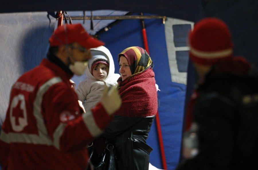 Береговая охрана Италии спасла вСредиземном море 1400 мигрантов