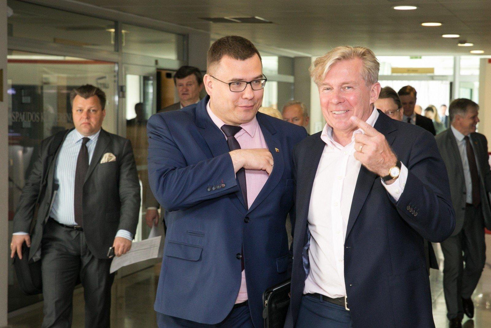 Беларусь отказала ввизах шестерым избранникам литовского Сейма