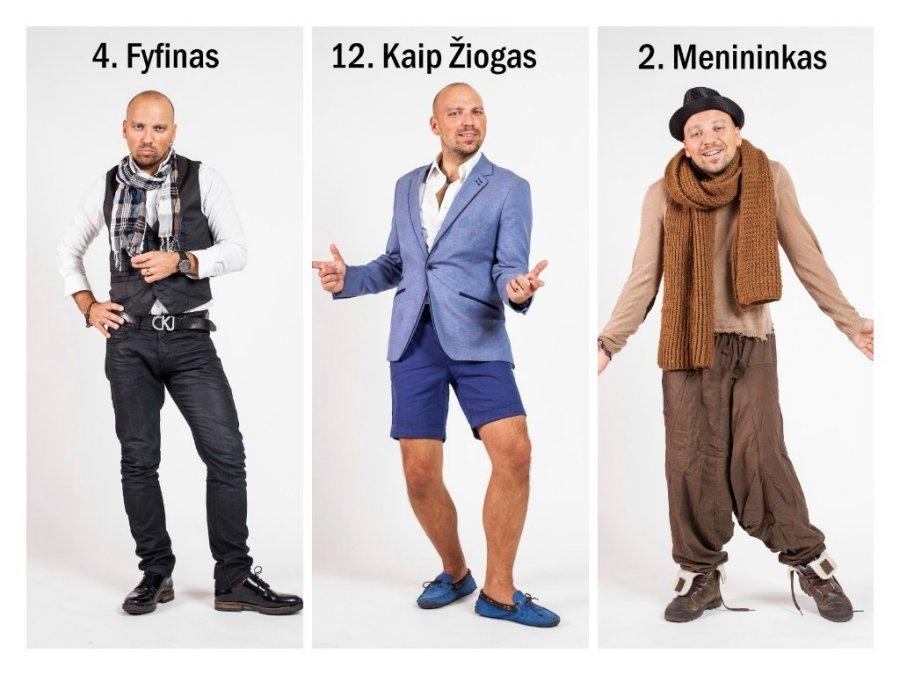 Vyru stilius 2017
