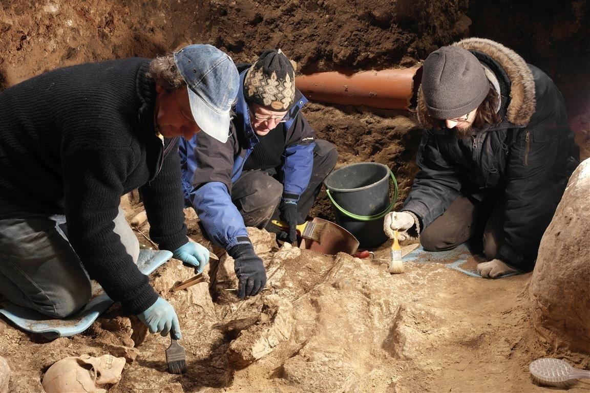 Археологи предполагают, что отыскали навильнюсской горе Гядимино останки бунтовщиков 1863