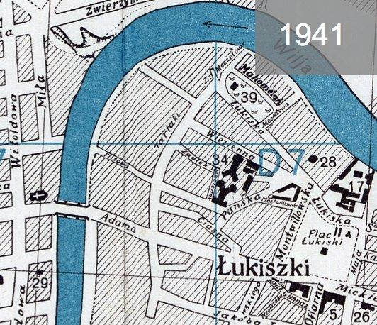 Lukiškių kalėjimas - 1941