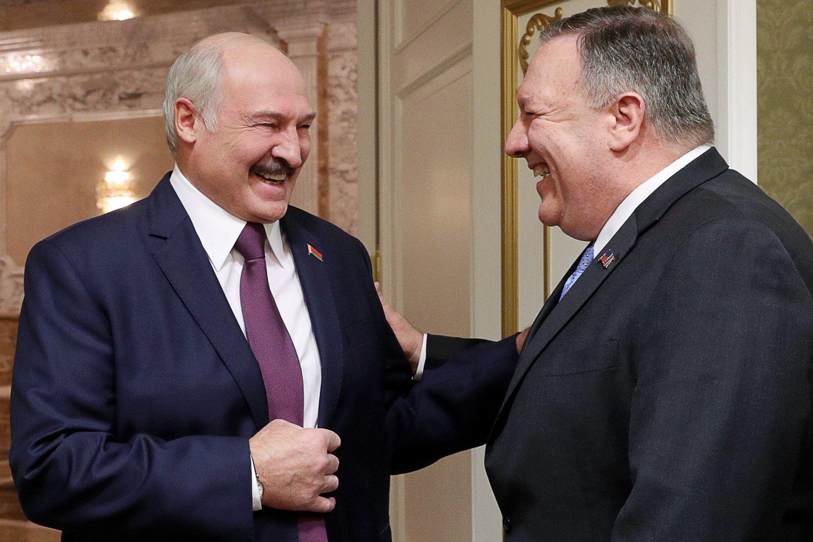 Лукашенко: Без США урегулировать конфликт в Украине не получится