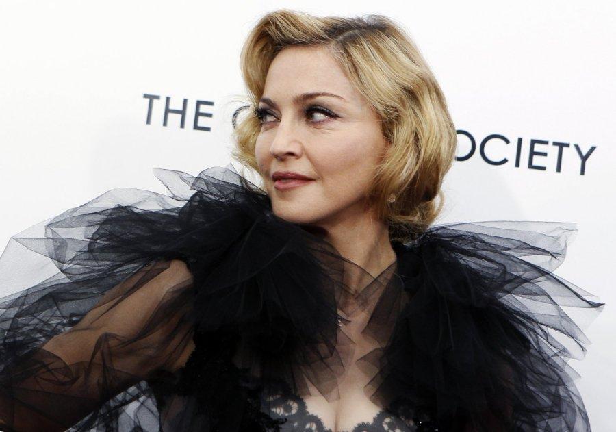 Мадонна и Шон Пенн сходили на свидание новые фото