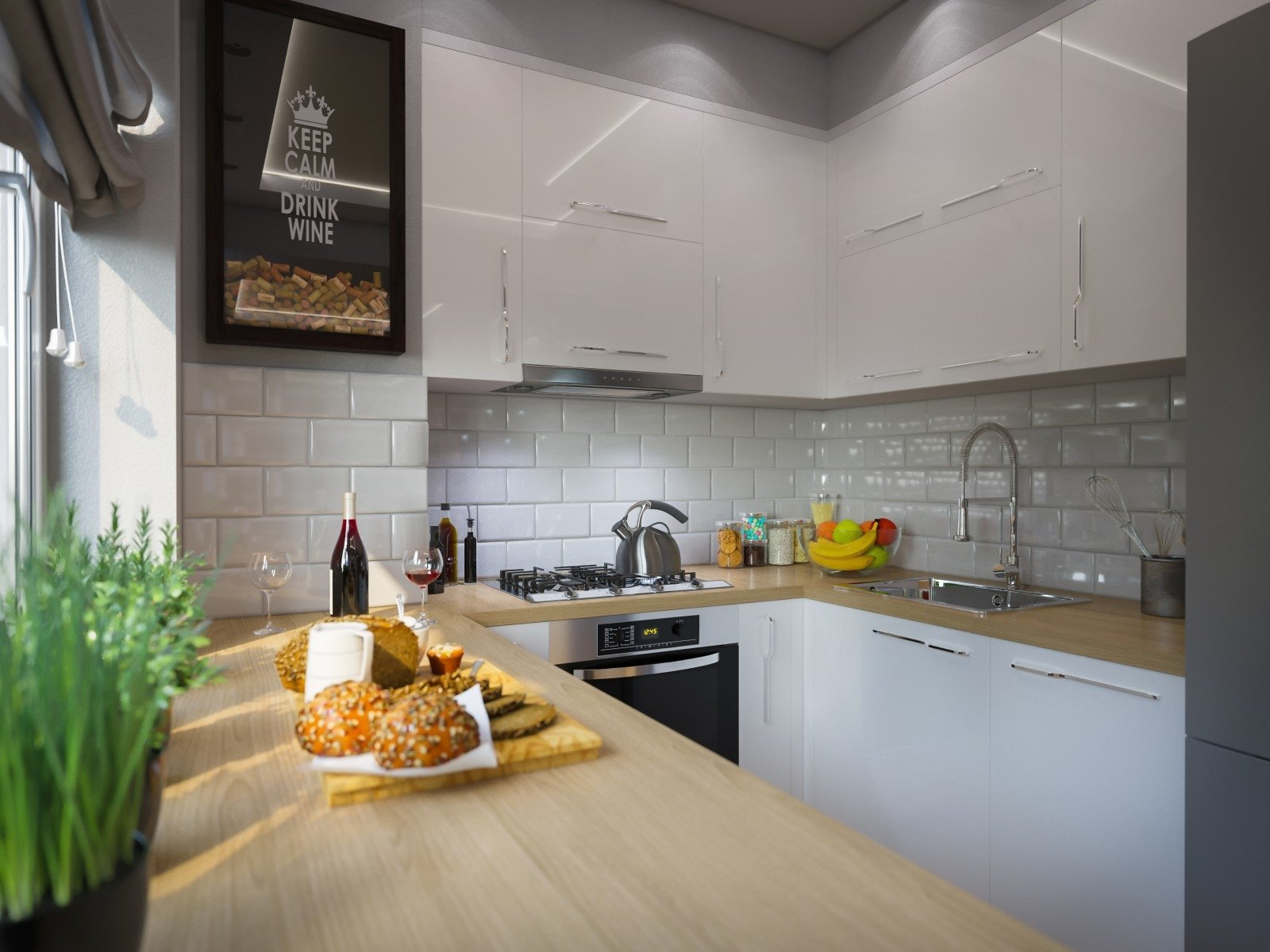 Kaip protingai rengti ma virtuv 7 paprasti sprendimai delfi b stas - Idee in cucina ...