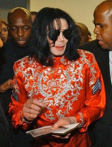 Michaelis Jacksonas