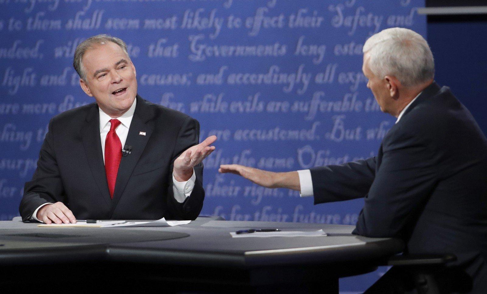 Кандидат ввице-президенты США отреспубликанцев придумал пословицу орусском медведе