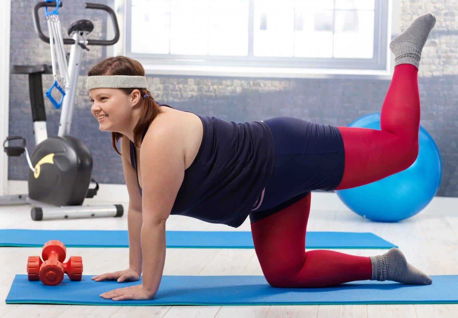 negalėdama numesti svorio slaugos metu